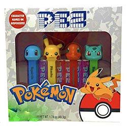 Pokemon Pez Dispenser