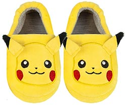 Pokemon Pikachu Slippers For Boys And Girls