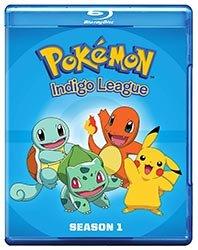 Pokemon Season 1 Indigo League The Complete Collection On Blu Ray