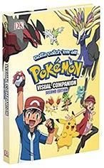 Pokemon Visual Companion To Help Them Learn