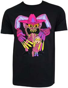 Rick And Morty Scary Terry T Shirt