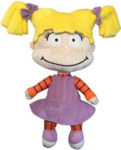 Rugrats Angelica Plush