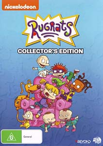 Rugrats Complete Series Dvd