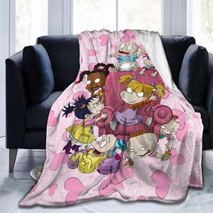 Rugrats Flannel Blanket