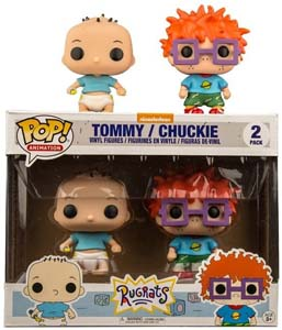 Rugrats Funko Pop! Tommy & Chuckie 2 Pack
