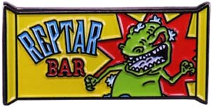 Rugrats Reptar Bar Enamel Pin