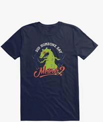 Rugrats Reptar Meteor T Shirt
