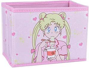 Sailor Moon Cloth Organizing Basket