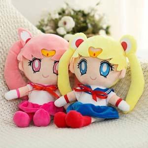 Sailor Moon Plushies