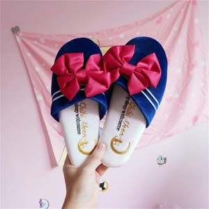Sailor Moon Slippers