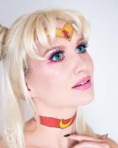 Sailor Moon Tiara Tattoos