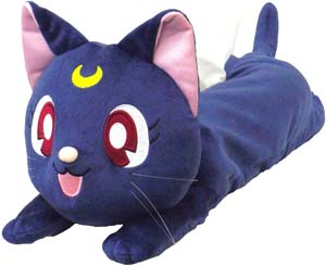 Sailor Moon Tissue Box Cover Luna
