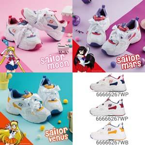 Skechers D Lites Airy 2.0 X Sailor Moon Shoes