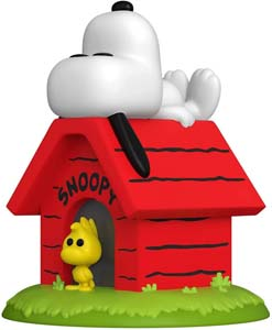 Snoopy On The Doghouse Funko Pop