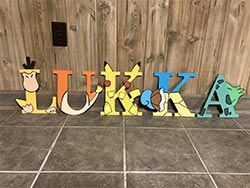 Spell Out Their Name With Pokemon Letters