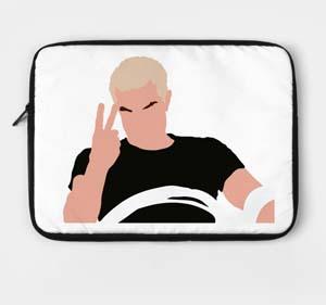 Spike Laptop Case