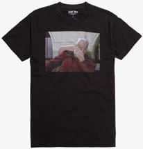 Star Trek The Next Generation Picard Facepalm T Shirt