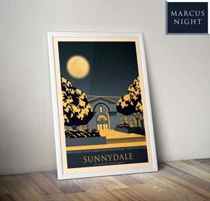 Sunnydale Poster