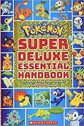 Super Deluxe Essential Pokemon Handbook