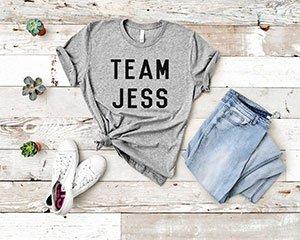 Team Jess T Shirt
