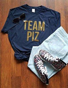 Team Piz T Shirt