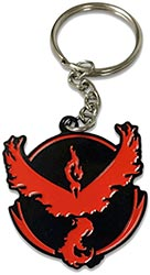 Team Valor Keychains For Serious Players