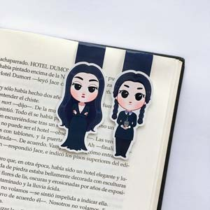 The Addams Family Magnetic Bookmarks