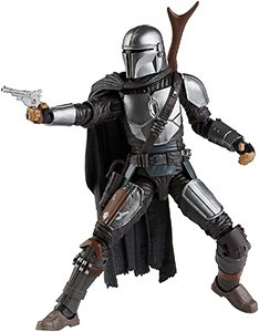 The Mandalorian Toy 6 Inch Scale Collectible Action Figure