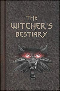 The Witchers Bestiary Notebook