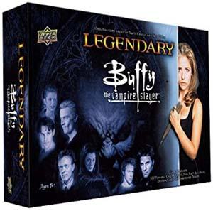 Upper Deck Legendary Buffy The Vampire Slayer Card Set