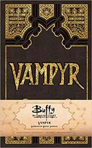 Vampyr Hardcover Notebook