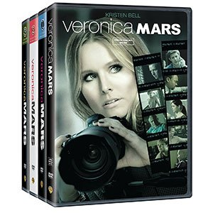 Veronica Mars The Complete Series And Movie Dvd Set