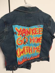 Yankee Go Home With Me Jacket