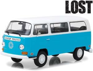 1971 Volkswagen Type 2 Dharma Van Blue With White Top