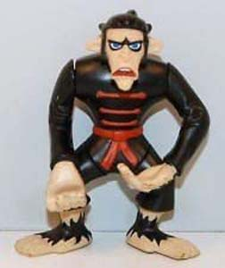 2003 Mcdonalds Monkey Fist Figure