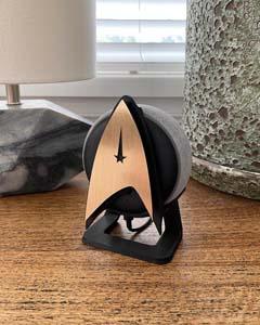 3rd Generation Amazon Echo Dot Starfleet Holder