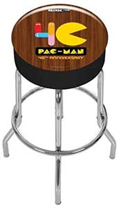 40th Anniversary Special Edition Adjustable Pac Man Stool