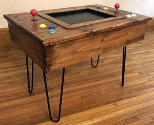 412 In 1 Cocktail Table Arcade Machine