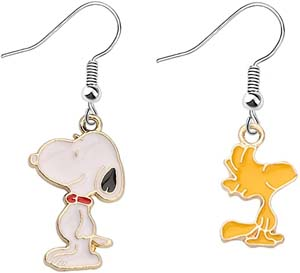 Adorable Snoopy Earings
