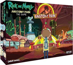 Anatomy Park The Game