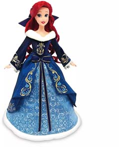 Ariel Doll – The Little Mermaid – 2020 Holiday Special Edition