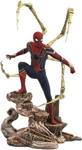 Avengers Infinity War Spiderman Figure