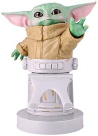 Baby Yoda Phone And Controller Holder Statue
