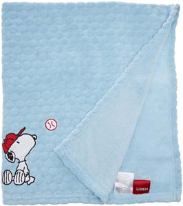 Bedtime Originals Snoopy Sports Blanket