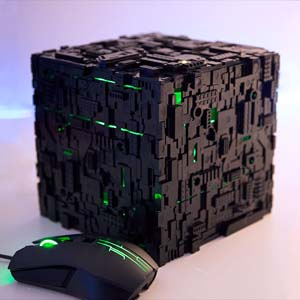 Borg Micro Cube Computer System