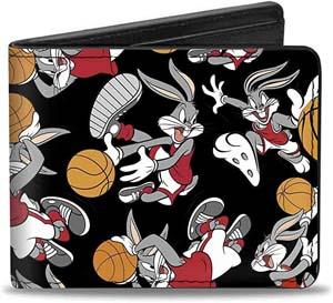 Bugs Bunny Basketball Wallet