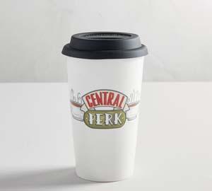 Central Perk Travel Mug Friends Tv Show