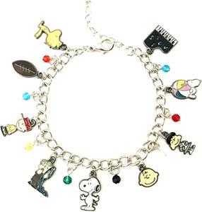 Charlie Brown Charm Bracelet