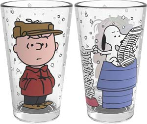 Charlie Brown Collectibles Pint Glasses