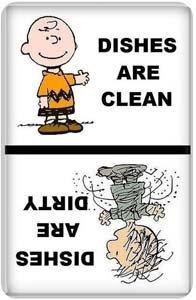 Charlie Brown Dishwasher Magnet